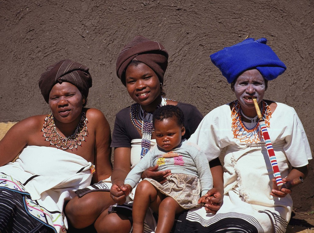 Xhosa people of the Eastern Cape